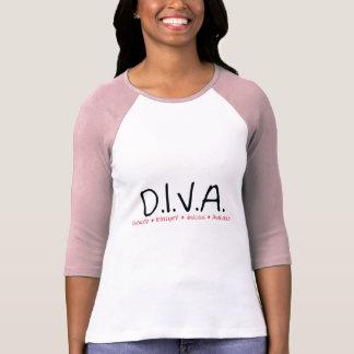 Camiseta Mulher divorciada DIVA