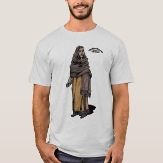 Camiseta Mulher Frankish