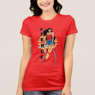 Camiseta Mulher maravilha com a espada - feroz