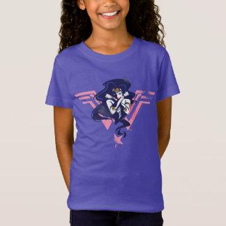 Camiseta Mulher maravilha da liga de justiça | & pop art do