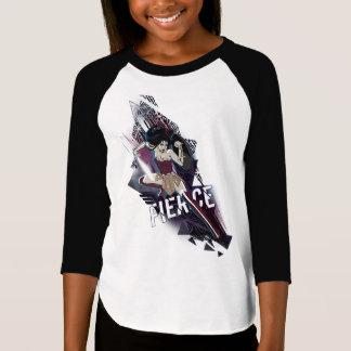 Camiseta Mulher maravilha - feroz