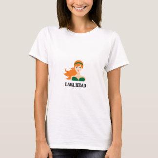 Camiseta mulher principal da lava
