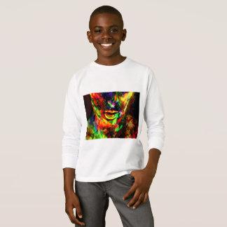 Camiseta Mulheres abstratas