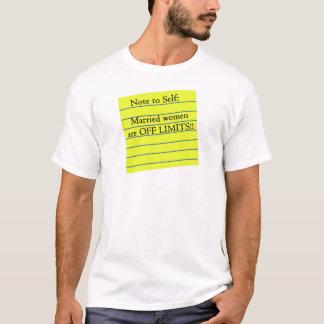 Camiseta Mulheres casadas