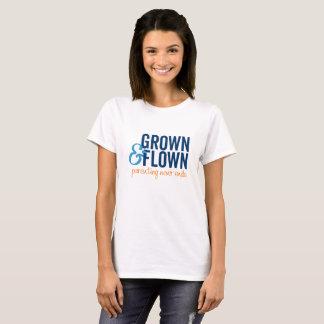 Camiseta Mulheres crescidas e voadas