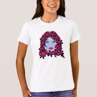 Camiseta Mulheres das flores