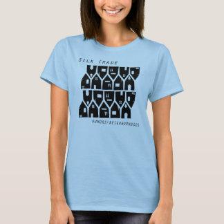 Camiseta Mulheres das vizinhanças