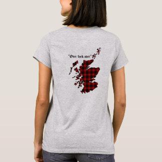 Camiseta Mulheres do clã de Cunningham