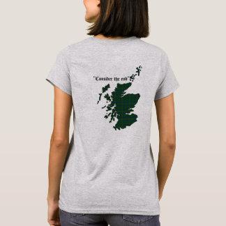 Camiseta Mulheres do clã de Kennedy