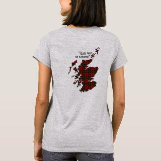 Camiseta Mulheres do clã de Kerr