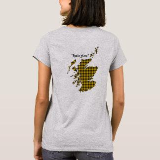 Camiseta Mulheres do clã de MacLeod