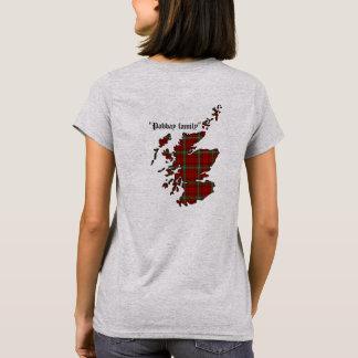 Camiseta Mulheres do clã de Morrison