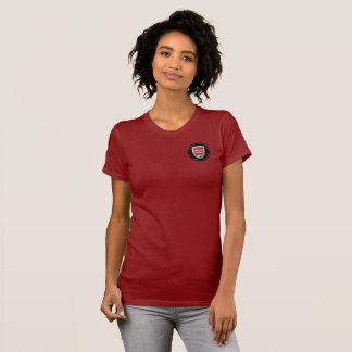 Camiseta Mulheres do clube de Vermont o t-shirt das mini