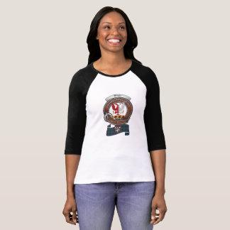 Camiseta Mulheres do crachá do clã de Boyle