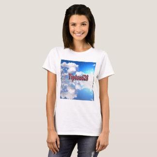 Camiseta Mulheres do logotipo de Tipton628