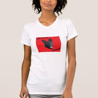 Camiseta Mulheres do melhor amigo