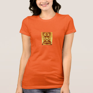 Camiseta Mulheres do ouro de Buddha
