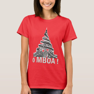 Camiseta Mulheres Ó MBÓA! - T-shirt República dos Camarões