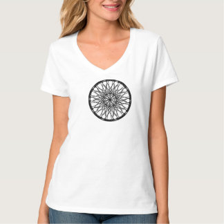 Camiseta Mulheres, olho de Londres do tshirt