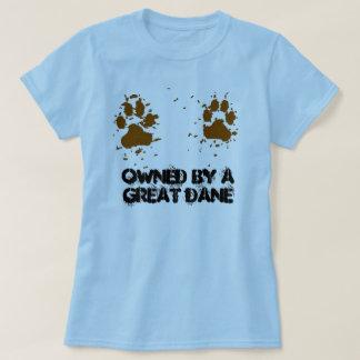 Camiseta Mulheres possuídas por great dane