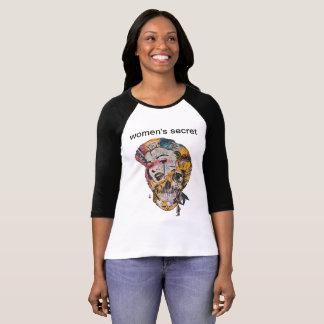 Camiseta mulheres secretas