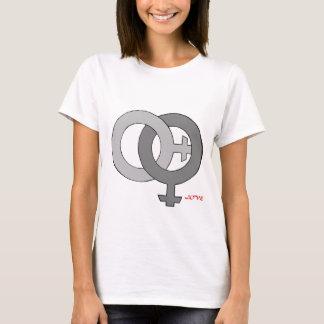 Camiseta Mulheres simbólicas 6 do amor