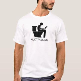 Camiseta Multitarefa
