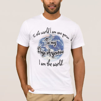 Camiseta Mundo 2 de Dogo Argentino