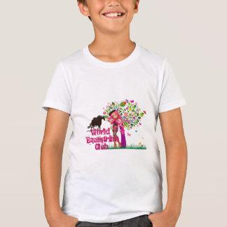 Camiseta Mundo Club2 equestre