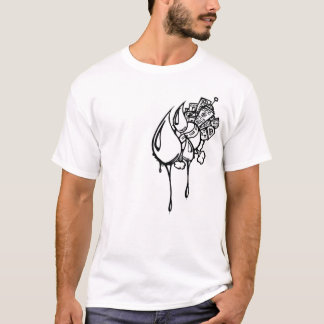 Camiseta Mundo Drippy