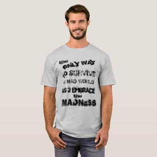 Camiseta Mundo louco 101