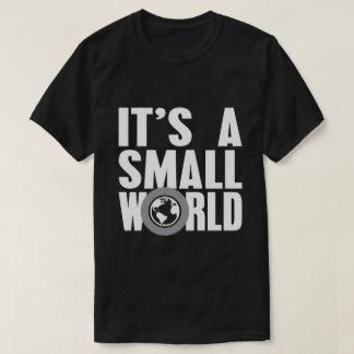 Camiseta Mundo pequeno