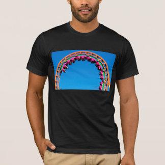 Camiseta Mundos do divertimento, KC da montanha russa do