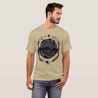 Camiseta Munich Alemanha Hip Hop