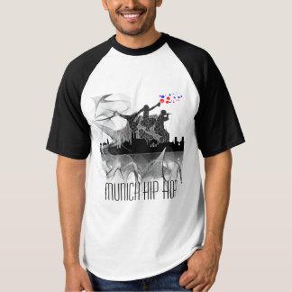 Camiseta Munich Hip Hop x101