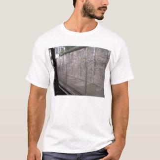 Camiseta muro de Berlim