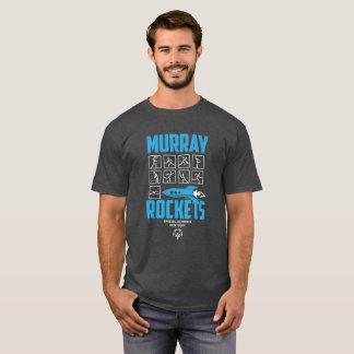 Camiseta Murray Rockets todos os esportes