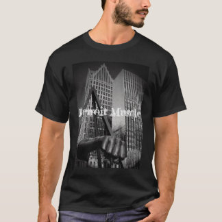 Camiseta Músculo de Detroit