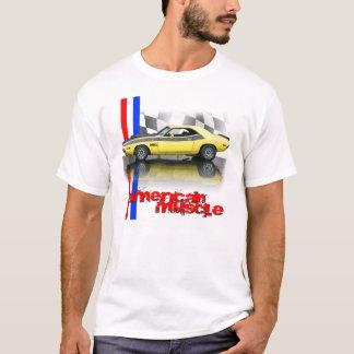 Camiseta Músculo do americano do desafiador T/A de Dodge