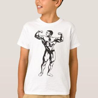 Camiseta Músculos do homem da malhação