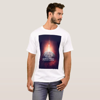 Camiseta muse exogenesis