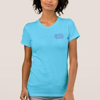 Camiseta Museu de SLV t-shirt de um aniversário de 40 anos