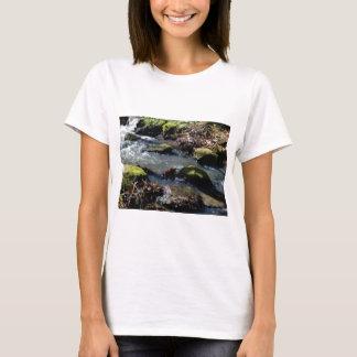 Camiseta musgo em The Creek