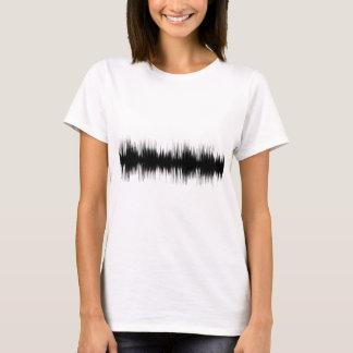 Camiseta Música auricular audio Recording.pn musical da