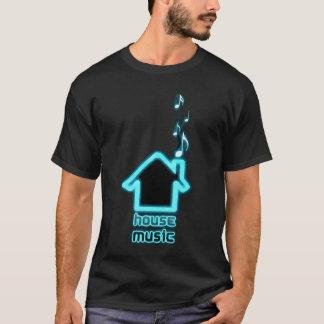 Camiseta Música da casa