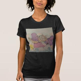 Camiseta Música da sereia