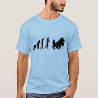 Camiseta Música de Bach Mozart Beethoven dos pianistas dos