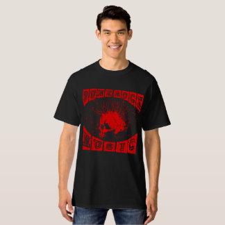 Camiseta música do punk rock