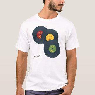 Camiseta Música do vintage