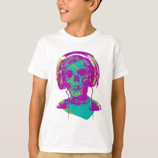 Camiseta Música do zombi